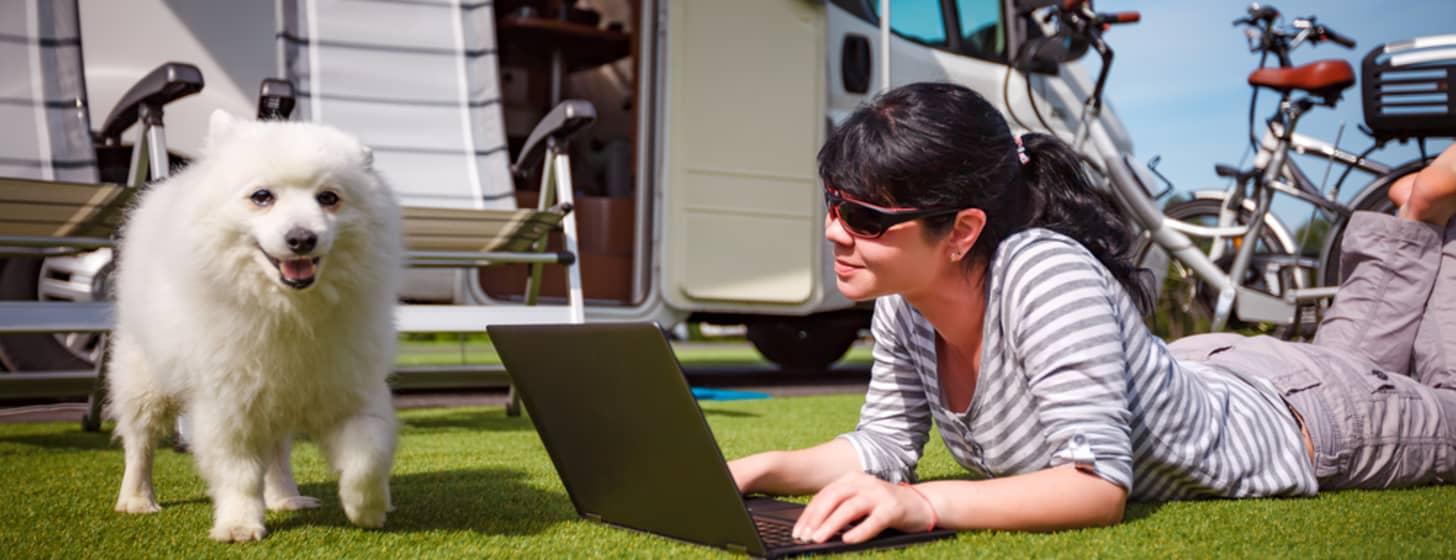 Internet für den Wohnwagen