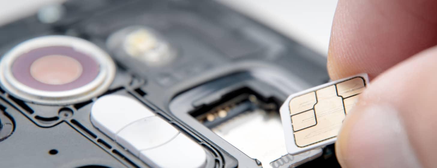 SIM-Karte kaputt - was tun?