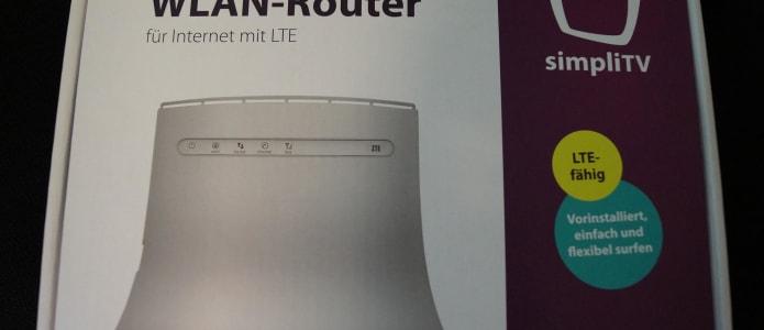 simpliTV bietet TV + Internet LTE Kombi ohne Bindung