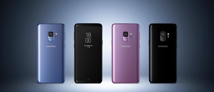 Samsung Galaxy S9 Vorbestellung gestartet
