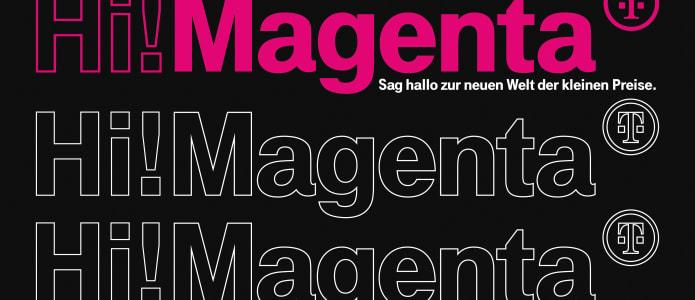 Hi!Magenta ersetzt tele.ring