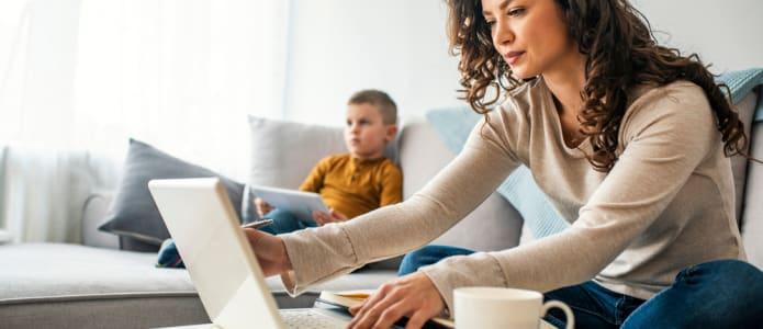 Auch in Zukunft mehr Home Office