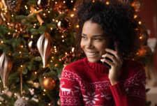 Mobilfunknutzung der Feiertage 2020