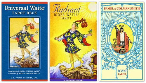original-rider-waite-smith-favoured