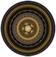 black-mandala-disc