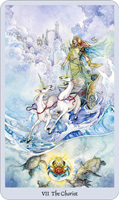 shadowscapes tarot the chariot card