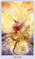shadowscapes tarot death card