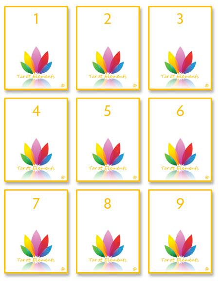 Personality Tarot Spread | Tarot Elements