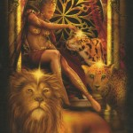 Legacy of the divine tarot strength thumbnail