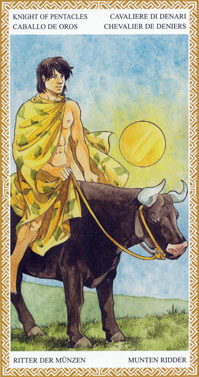 Knight of Pentacles | Tarot Card Meanings | Tarot Elements