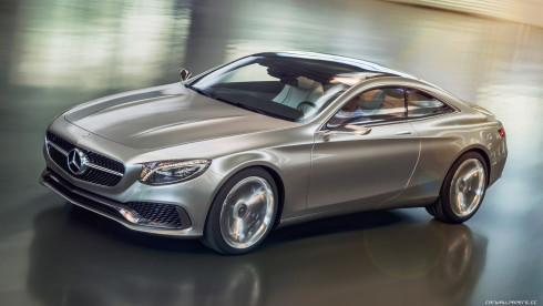 Mercedes-Benz S Serisi Coupe