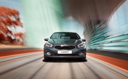 Kia Ced Ekim ayına özel 70.600 TL'den başlayan fiyatlarla.