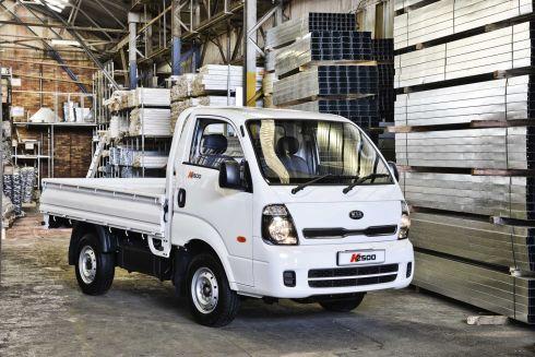 Kia K2500'nin başlangıç fiyatı 49.500 TL.