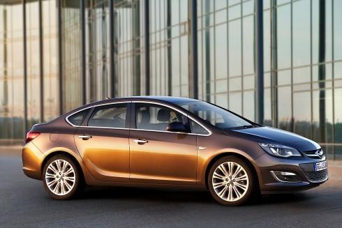 Opel Astra Ekim ayı başlangıç fiyatı
