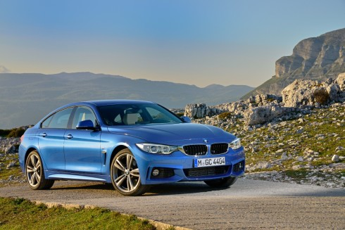 BMW 418i Gran Coupe