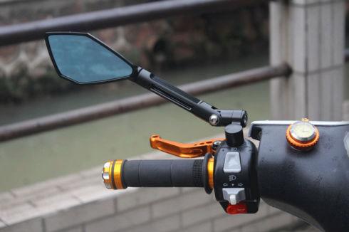 ayna motosiklet