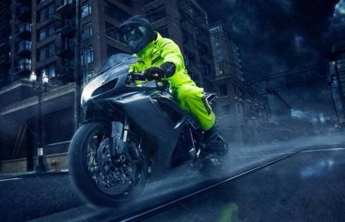 Yağmurda Motosiklet Kullanırken Dikkat Edilmesi Gerekenler