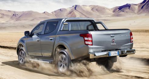 Fiat Fullback tanıtıldı