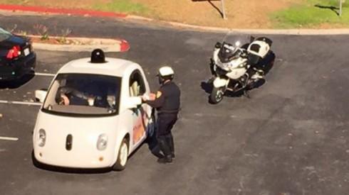 Google trafik cezası