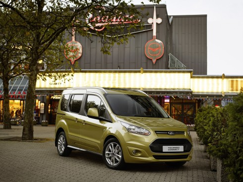 Ford Tourneo Connect Dizel Otomatik