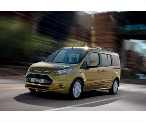 Dizel Otomatik Ford Tourneo Connect