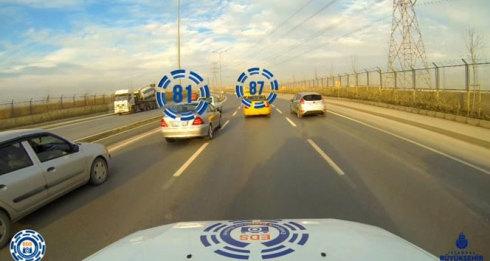 İstanbul Büyükşehir Belediyesi Trafik Müdürlüğü Kontrol Merkezi