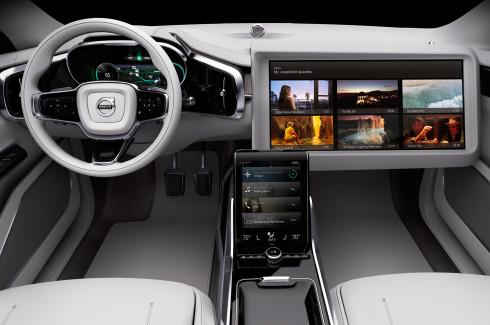 Volvo sürüş destek sistemleri
