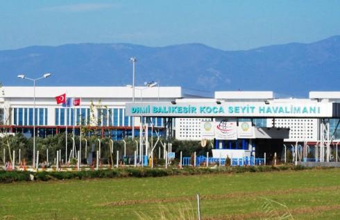 balıkesir havalimanı
