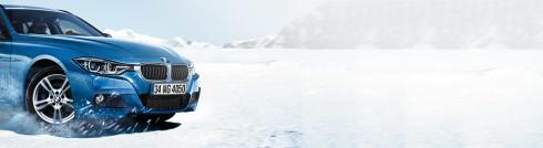 BMW kış kampanyası