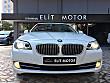 IST.ELİT MOTOR DAN 2012 BMW 5.20 D BAYİ SUNROOF ISITMA ELK PERDE - 4444716