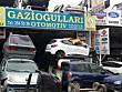 RENAULT MEGANE 1 ÇIKMA SOL ARKA KAPI - 573569295