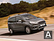 2017 Model Dizel Ford Tourneo Courier 1.6 Motor DELUXE Paket - 494474