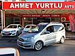 AHMET YURTLU AUTO 2014 COURUER TİTANUM PLUS BOYASIZ Ford Tourneo Courier 1.6 TDCi Titanium Plus - 4430784