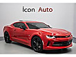 İCON AUTO-2017 KIRMIZI-21 KM-FİFTY ÖZEL PAKET-HEAD UP-SPOR EGZOZ Chevrolet Camaro 2.0 - 3921856