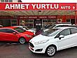AHMET YURTLU AUTO 2016 FİESTA TİTANİUM PLUS 57000KM OTOM BOYASIZ Ford Fiesta 1.6 Titanium - 752069
