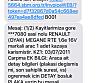 MEMURDAN 2001 RTE 1.6 16 VALF MASRAFSIZ - 3346454