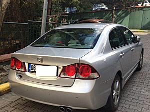 Sahibinden Kazasız Değişensiz 2007 Model Otomatik 95.500 Honda