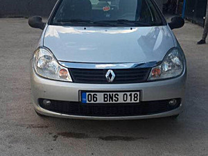 MASRAFSIZ...RENAULT SYMBOL 1.4 AUTHENTİQUE 2010 MODEL..