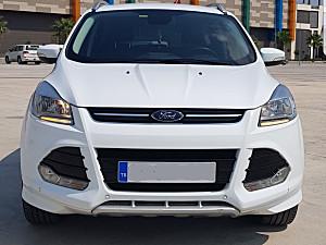 FORD KUGA 4X4 SUV EXTRALI TEMİZ
