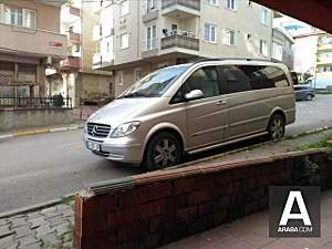 Mercedes - Benz Viano 2.2 CDI Trend Activity Orta