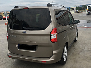 2018 MODEL FORD TOURNEO COURIER