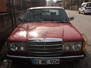 SAHIBINDEN TEMIZ W123   230E