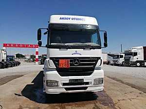 AKSOY OTOMOTİV A.Ş DEN 2007 MERCEDES AXOR 3240 TANKER