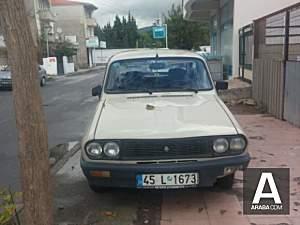Satılık 1989 model her türlü av yük bağ bahçe ve zorlu koşullarda Renault R 12 Toros