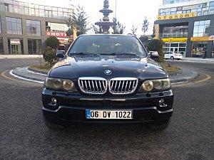 CEYLİN OTOMOTİV  DEN 2005 MODEL BMW X5 3.0 D