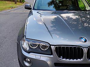 BMW X3 TERTEMİZ BAKIMLI EN İYİ AİLE ARACI