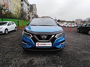 2017 Model 2. El Nissan Qashqai 1.6 DCI Platinum Premium Pack - 56178 KM