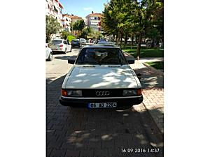 1983 model Audi 80 1.6 D Bakımlı