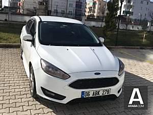 Ford Focus 1.5 TDCi ACİLL SATILIK FİYATI DÜŞTÜ