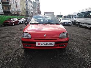 2000 Model 2. El Renault Clio 1.4 RN - 173000 KM